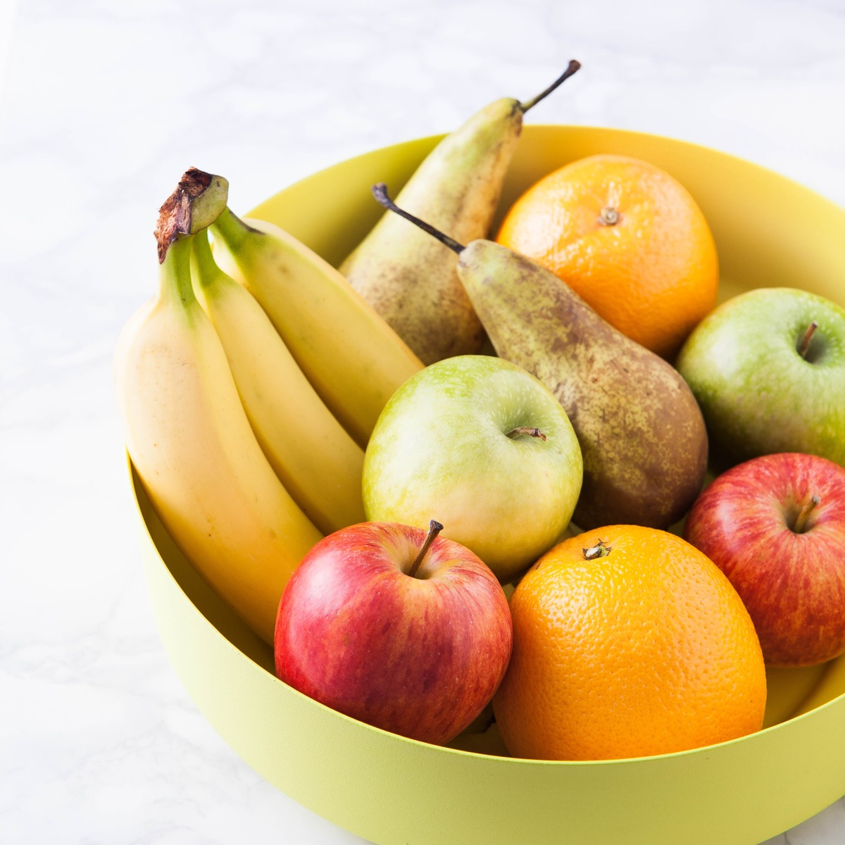 Mixed Whole Fruit Bowl