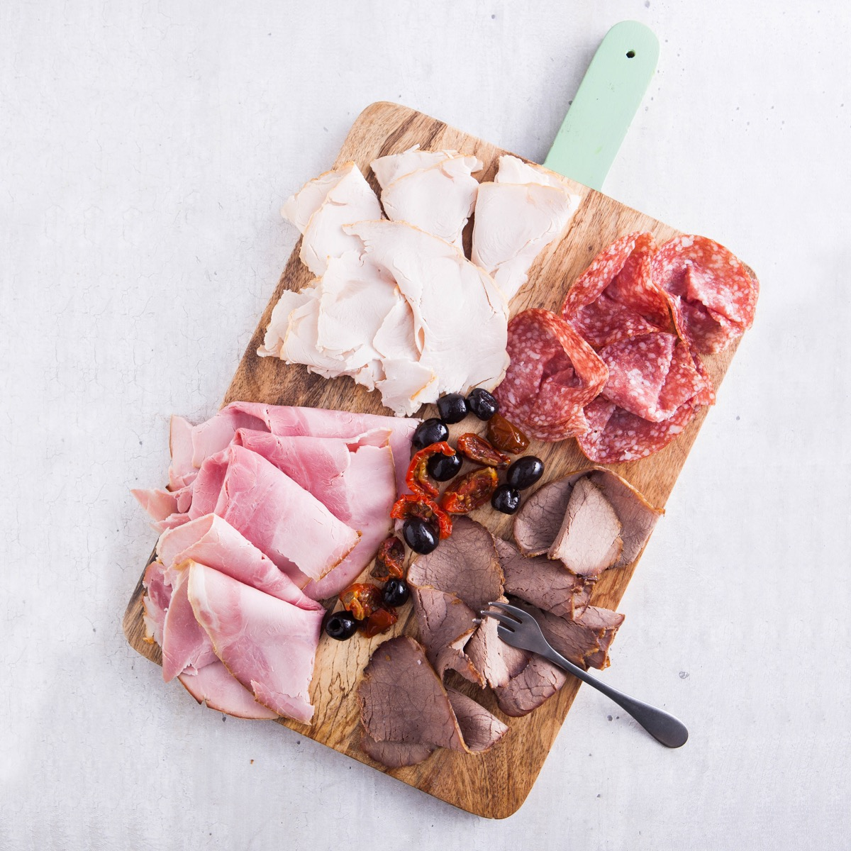 Traditional Meat Platter - Multiple Sizes available