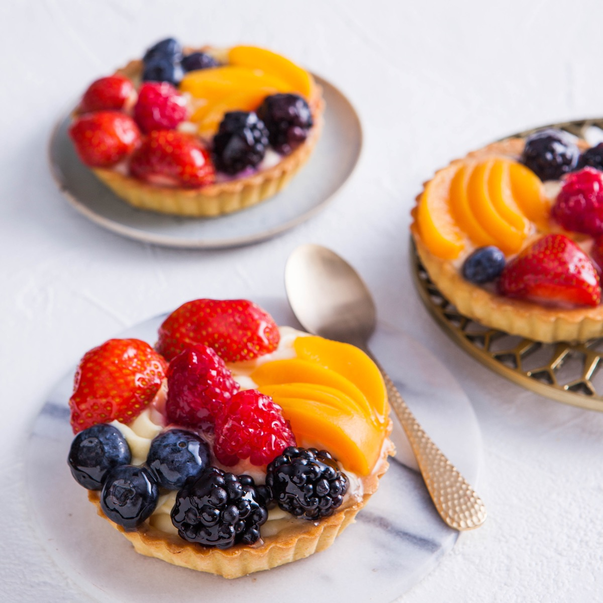 Fruit Tartlet (Min.Order 5)