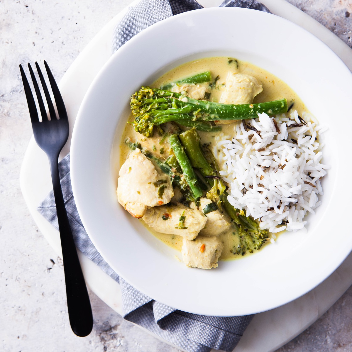 Thai Chicken Curry (600g)