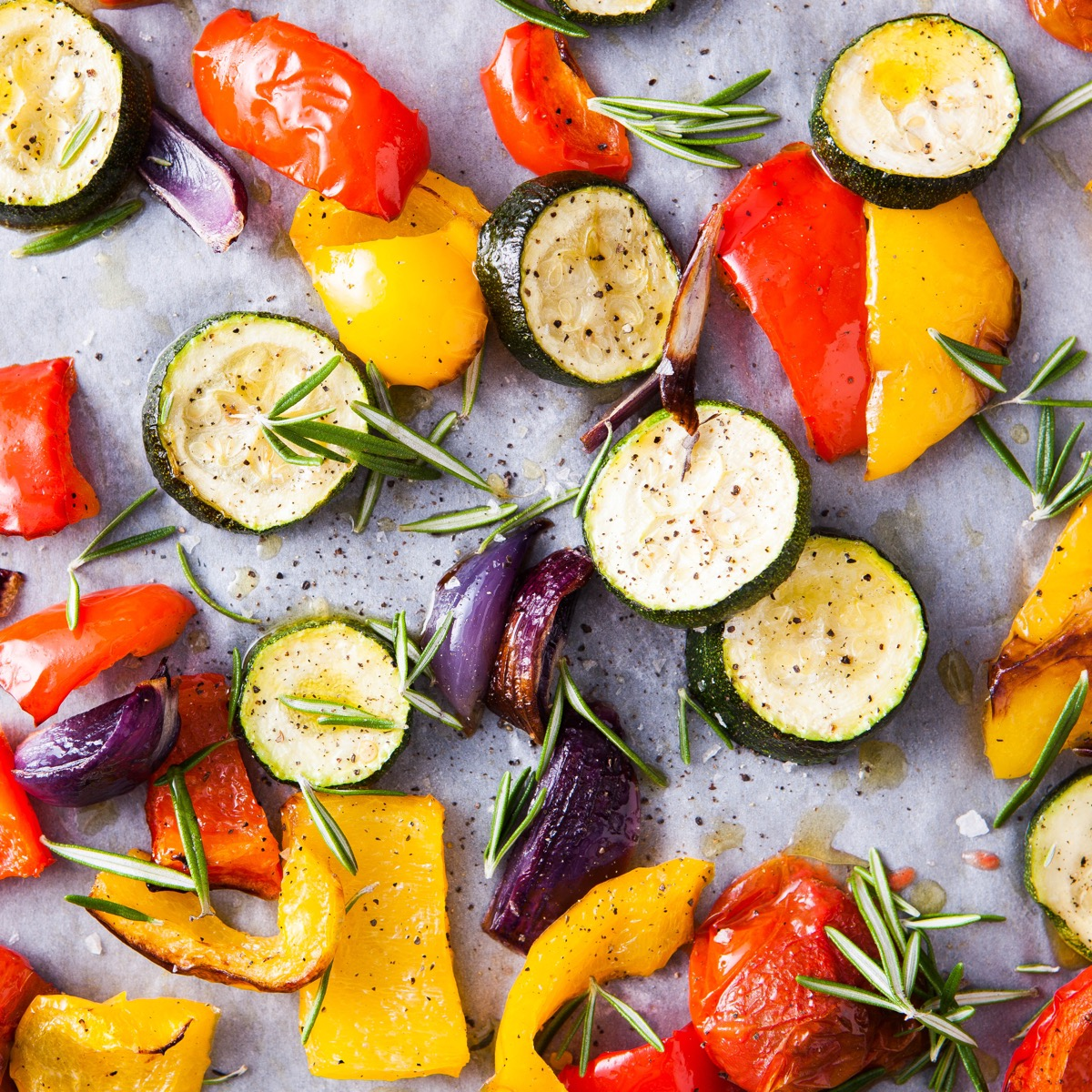 Ready to Roast Mediterranean Vegetables