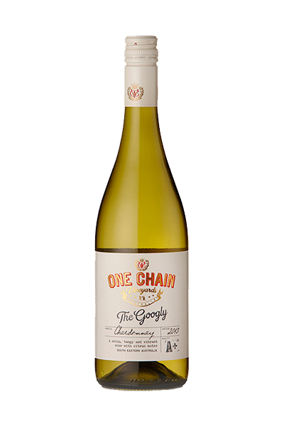 One Chain Vineyards, 'The Googly' Chardonnay, 2014