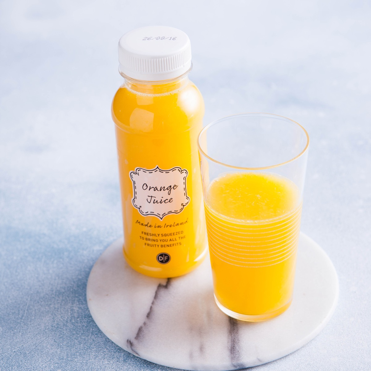 Freshly Squeezed Orange Juice- Multiple Sizes Available