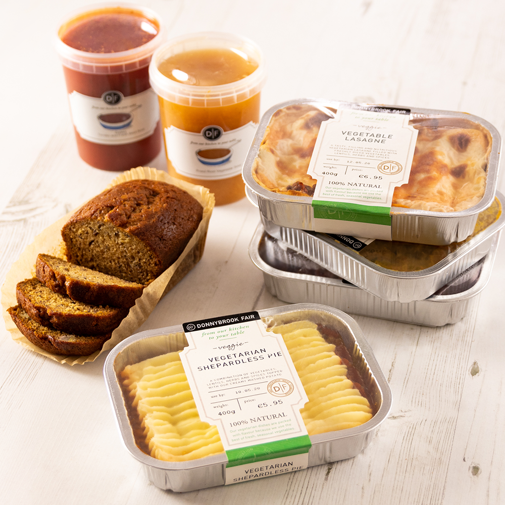 Devoted to Vegetarian - Gourmet Meal Box