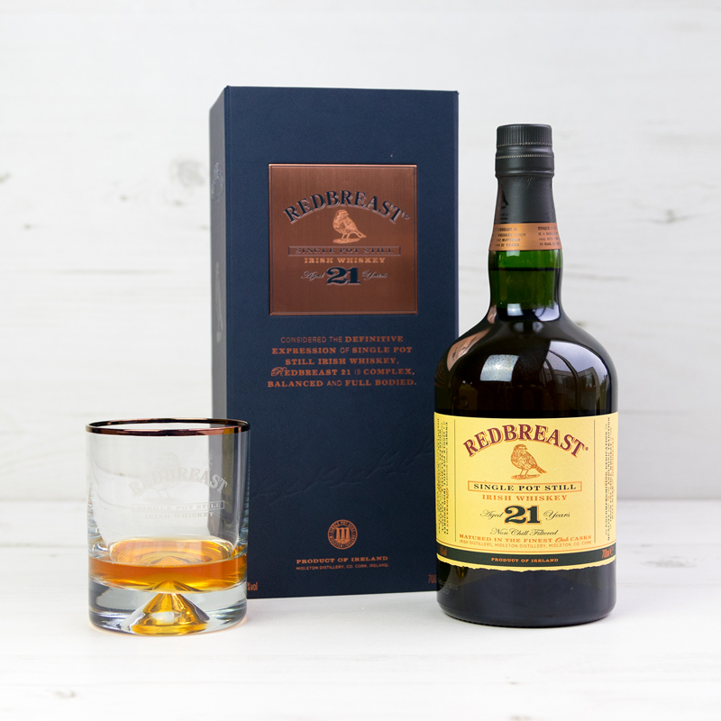 Redbreast 21 Years Old