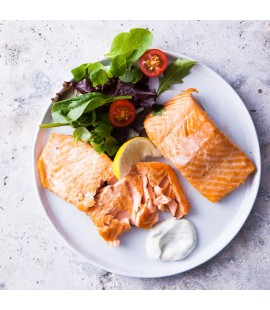 Salmon Darnes (Plain)
