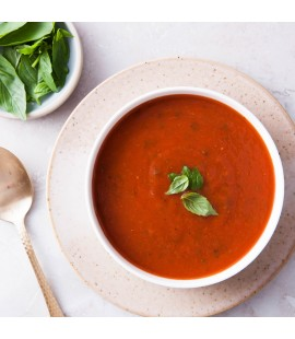 Vine Tomato & Fresh Basil Soup (300ml)