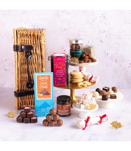 The Confectionary Hamper (Available from 25th November - Delivery until 19th Dec only)