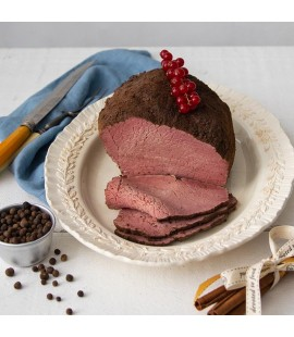 Cooked Irish Spiced Beef - Multiple Weights. [Available from 20th December]