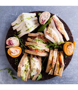 Classic Sandwich Platter - Multiple Sizes Available