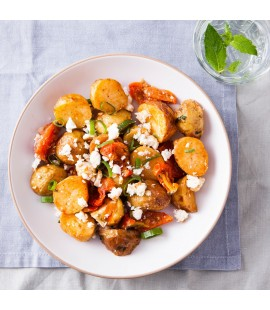 Roasted Potato & Feta Cheese Salad