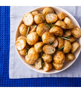 Roast Herb Baby Potatoes [ with skins ]