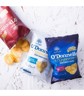 Artisan Irish Crisps Salt & Vingear (50g)