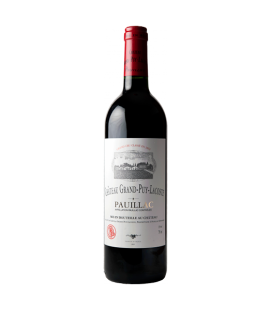 Chateau Grand Puy Lacoste, Pauillac, 2008