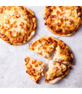 Mini Pizzas (Ham / Cheese)