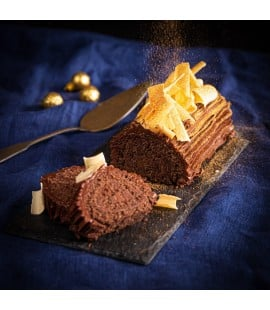 Yule Log ( For Delivery & Collection from 19th November )