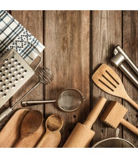 19/01/2017: Cooking for Men (7pm - 9.30pm)