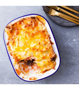 Roast Root Vegetable Lasagne