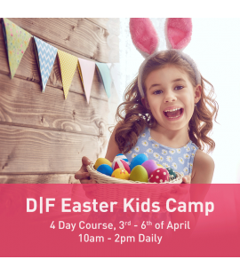 03/04/18 - 06/04/18: the D|F Easter Kids Camp (10am - 2pm Daily)