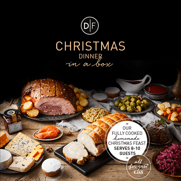 D|F Christmas in a Box (Available from 20th of December)