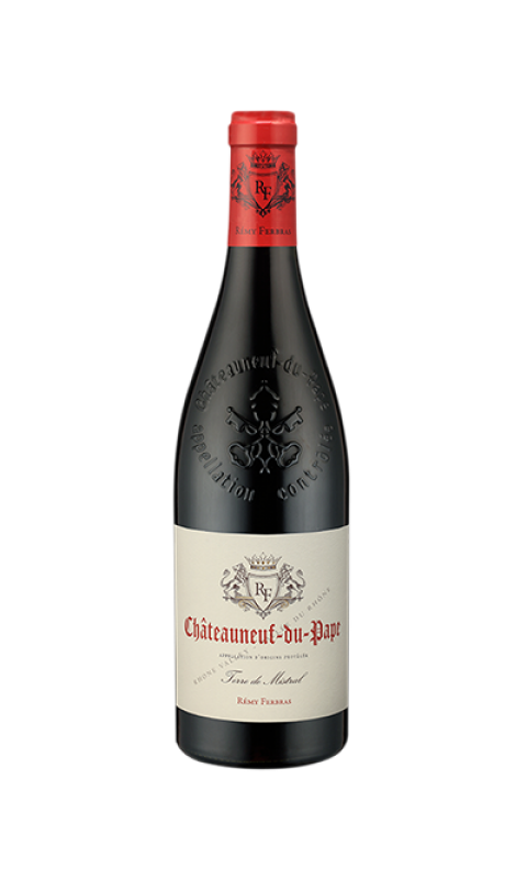 Remy Ferbras, Chateauneuf du Pape
