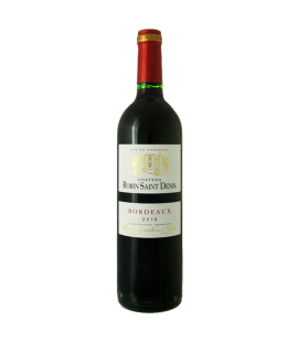 Chateau Robin Saint Denis, Bordeaux Blanc, 2015
