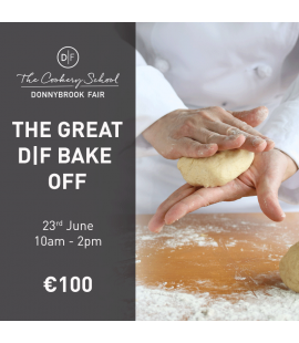23/06/18: The Great D|F Bake Off (10am - 2pm)