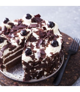 "Blackforest Gateau 9"" Round"