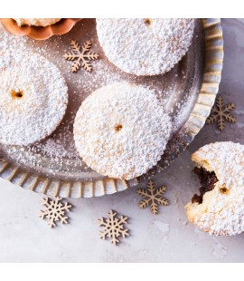 D|F Traditional Mini Mince Pies ( 10 Units )