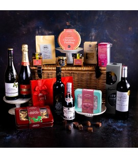 The Gourmet Larder Hamper (Available from 9th of December - Delivery until 19th Dec only)