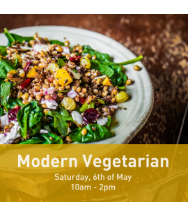 06/05/2017: Modern Vegetarian (10am - 2pm)