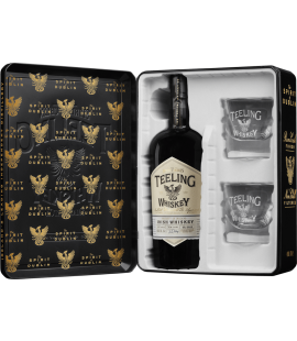Teelings Small Batch Glass Pack