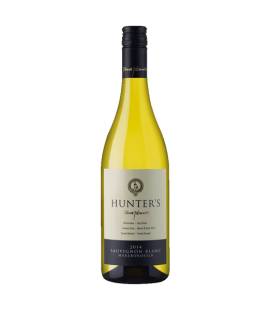 Hunter's, Sauvignon Blanc, 2015