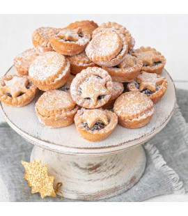 Mini Mince Pies (10 Pieces)