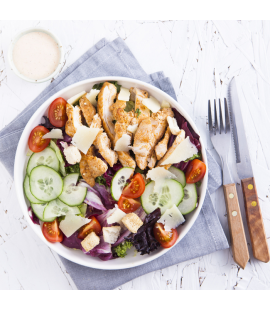 Chargrilled Chicken Salad (240g)