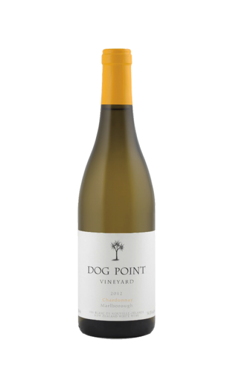 Wine: Dog Point, Chardonnay, 2012