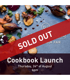 24/08/17: The Cookery School at Donnybrook Fair Cookbook Launch