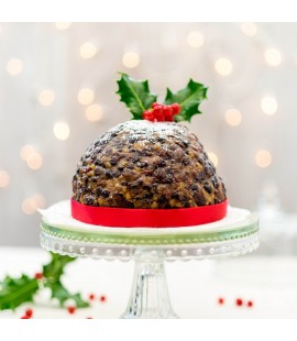 D|F Luxury Christmas Pudding 1lb