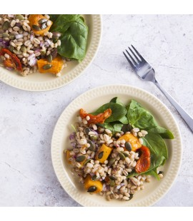 Roasted Butternut Squash & Barley Salad