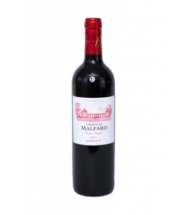 Chateau Malfard, Organic Bordeaux