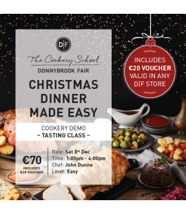 Christmas Dinner Made Easy 08.12.18 (Demo-Tasting)