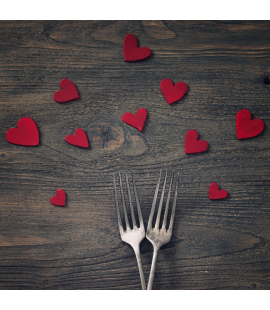 14/02/2017: Cooking with the One You Love (7pm - 9:30pm)