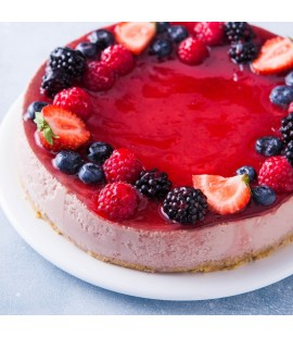 "Seasonal Cheesecake 8"" Round"