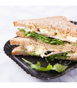 Egg & Chive Sandwich