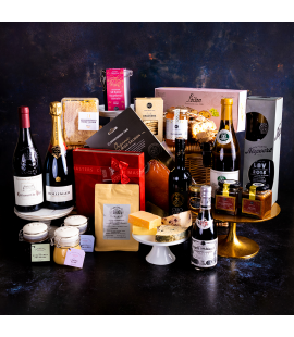 The Ultimate Christmas Hamper (Available from 25th November - Delivery until 19th Dec only)