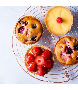 Mixed  Berry Tartlet