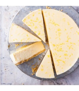 "Lemon Cheesecake 8"" Round"
