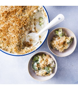 Chicken & Broccoli Crumble - Available as part of our 2 for €16 offer!