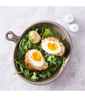 Scotch Eggs (Vegetarian)