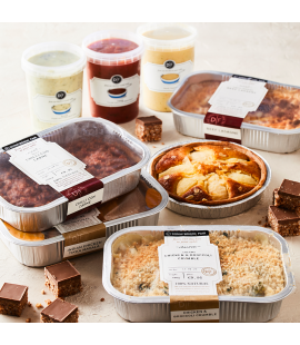 Devoted to Families - Gourmet Meal Box